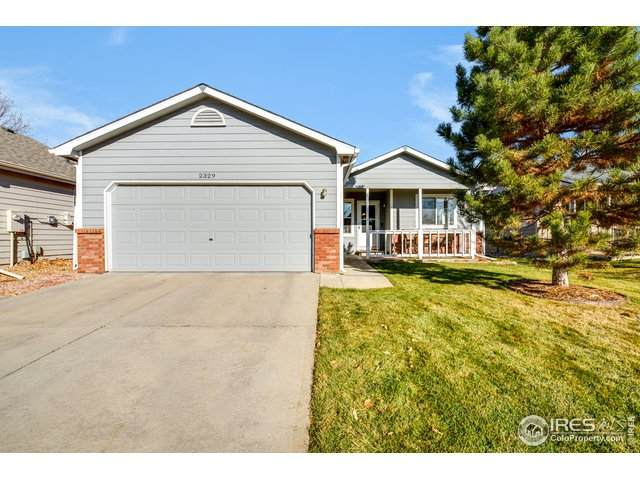 2329 Turquoise St, Loveland, CO 80537 (MLS #932009) :: 8z Real Estate