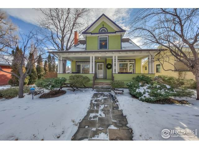 1331 W Mountain Ave, Fort Collins, CO 80521 (MLS #932038) :: Tracy's Team