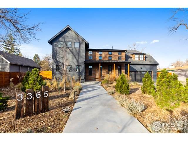 3365 Folsom St, Boulder, CO 80304 (MLS #932054) :: J2 Real Estate Group at Remax Alliance