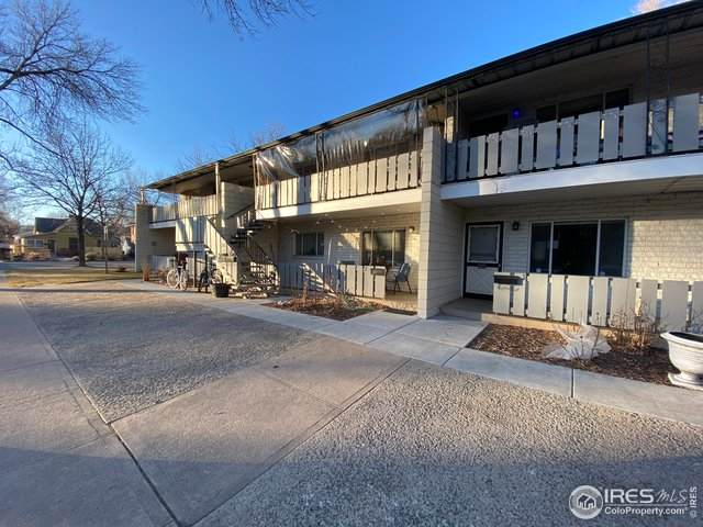 200 E Myrtle St #2, Fort Collins, CO 80524 (MLS #932061) :: Tracy's Team