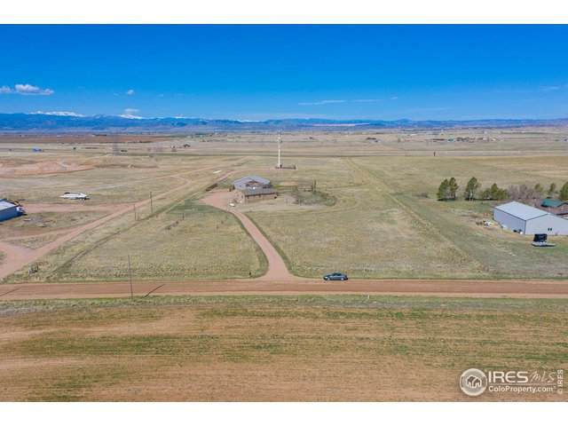 12995 N County Road 5, Wellington, CO 80549 (MLS #932083) :: Bliss Realty Group