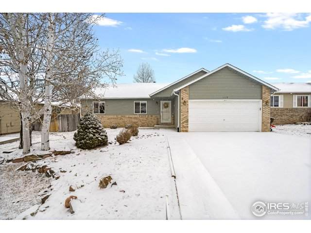 110 N 50th Ave Ct, Greeley, CO 80634 (MLS #932093) :: Downtown Real Estate Partners