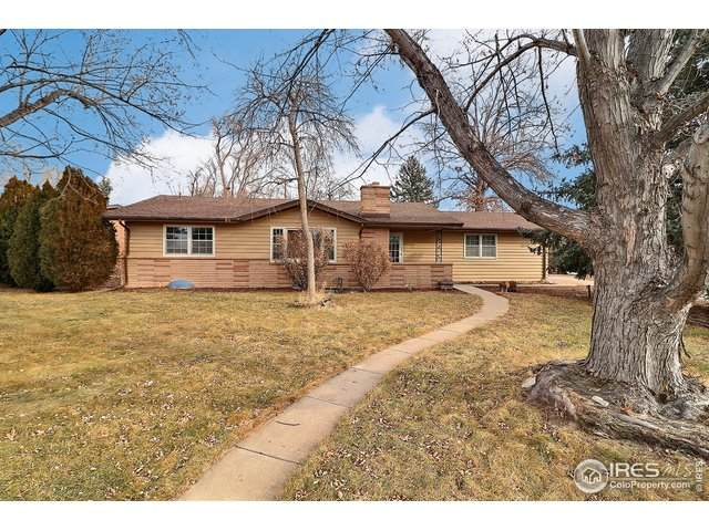 2652 W Buena Vista Dr, Greeley, CO 80634 (MLS #932102) :: RE/MAX Alliance
