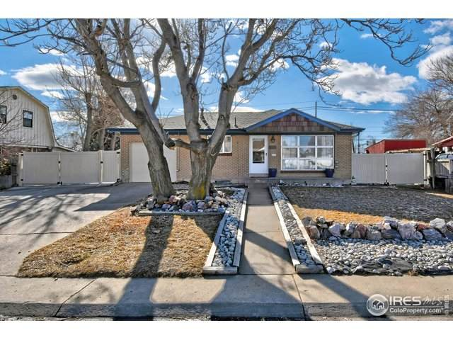 1740 E 112th Pl, Northglenn, CO 80233 (MLS #932109) :: 8z Real Estate