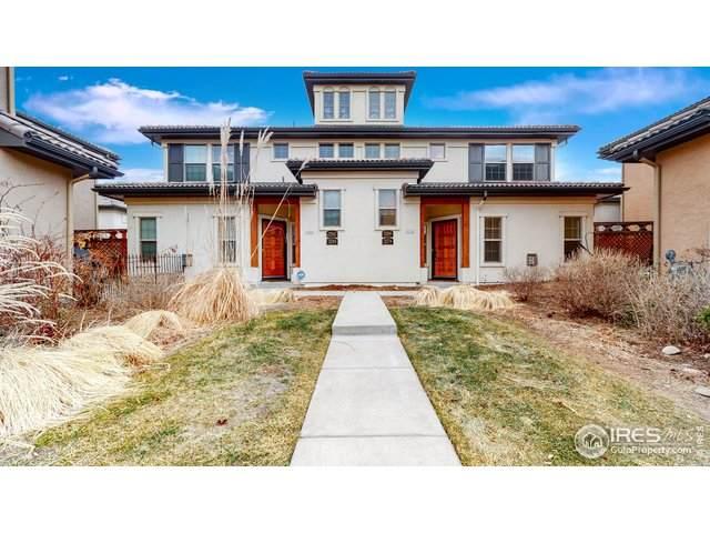 2274 Valentia St, Denver, CO 80238 (MLS #932113) :: Downtown Real Estate Partners