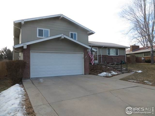 2732 W 23rd St, Greeley, CO 80634 (#932155) :: My Home Team