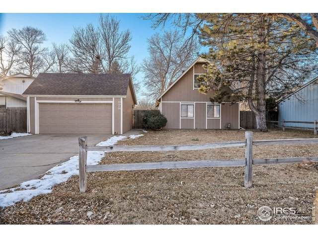 979 Lashley St, Longmont, CO 80504 (#932161) :: My Home Team