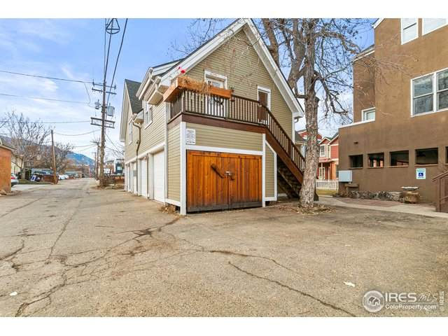 1932 Pearl St A, Boulder, CO 80302 (#932163) :: My Home Team