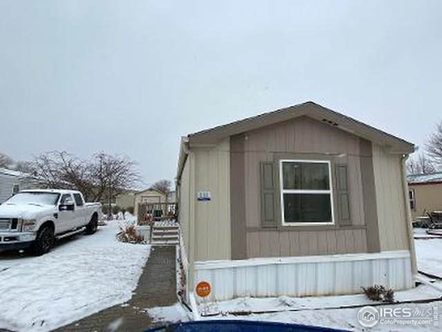 435 35th Ave #111, Greeley, CO 80631 (#932165) :: My Home Team