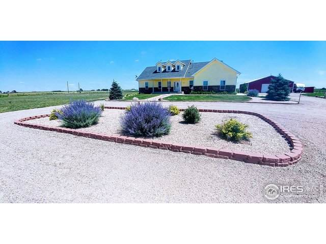 42438 County Road 43, Ault, CO 80610 (#932183) :: My Home Team