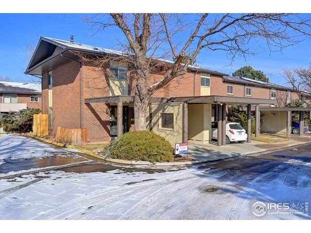 1458 Greenbriar Blvd, Boulder, CO 80305 (MLS #932203) :: Hub Real Estate