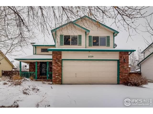 2529 Forsythia Dr, Loveland, CO 80537 (MLS #932205) :: 8z Real Estate