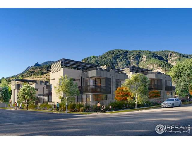 1955 3rd St #9, Boulder, CO 80302 (MLS #932208) :: Downtown Real Estate Partners