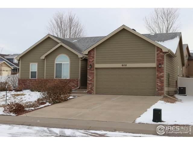 608 62nd Ave, Greeley, CO 80634 (MLS #932228) :: Downtown Real Estate Partners