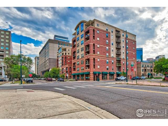 1975 N Grant St #710, Denver, CO 80203 (MLS #932232) :: Downtown Real Estate Partners