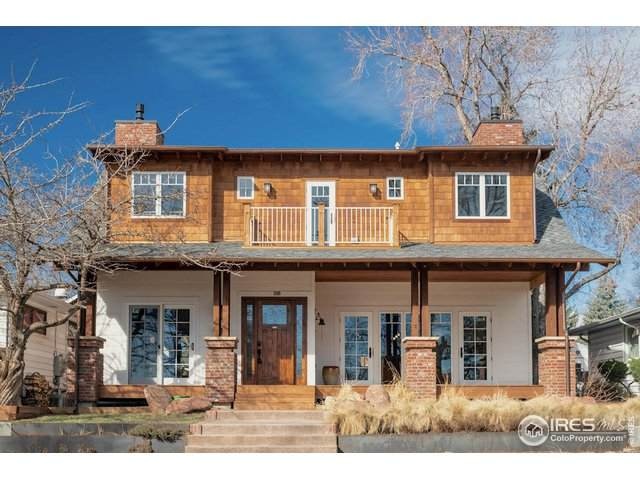 1309 Jefferson Ave, Louisville, CO 80027 (MLS #932239) :: J2 Real Estate Group at Remax Alliance