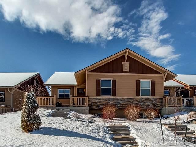 4608 Chokecherry Trl #2, Fort Collins, CO 80526 (#932241) :: Hudson Stonegate Team