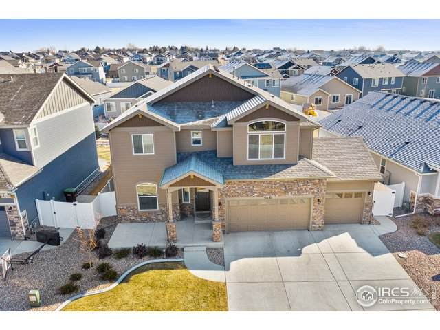 5691 Clarence Dr, Windsor, CO 80550 (MLS #932280) :: Keller Williams Realty