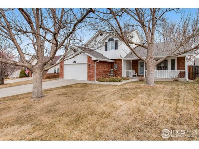 1222 51st Ave Ct, Greeley, CO 80634 (MLS #932281) :: Tracy's Team