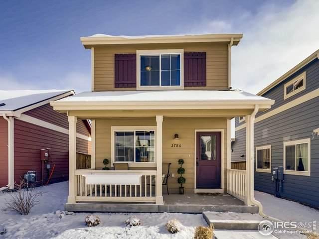 2786 Tallgrass Ln, Berthoud, CO 80513 (MLS #932290) :: J2 Real Estate Group at Remax Alliance