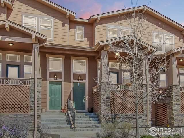 1729 Venice Ln, Longmont, CO 80503 (MLS #932300) :: 8z Real Estate