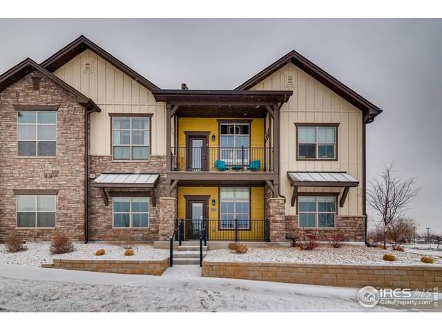 6690 Crystal Downs Dr #104, Windsor, CO 80550 (MLS #932332) :: Re/Max Alliance