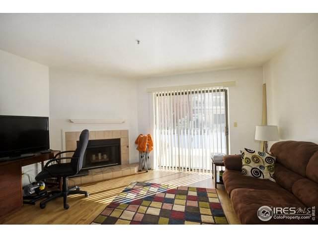 575 Manhattan Dr #103, Boulder, CO 80303 (MLS #932334) :: 8z Real Estate