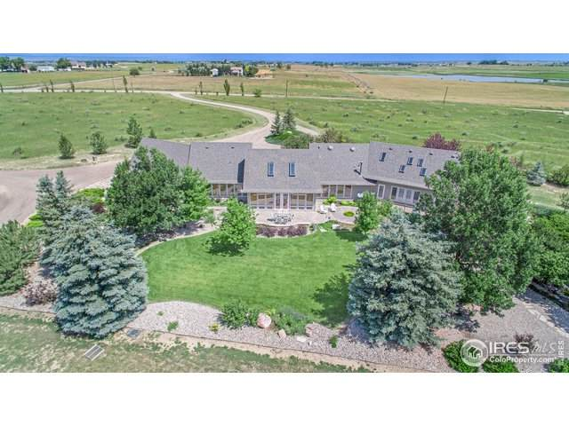 5107 E County Road 62, Wellington, CO 80549 (MLS #932352) :: Kittle Real Estate