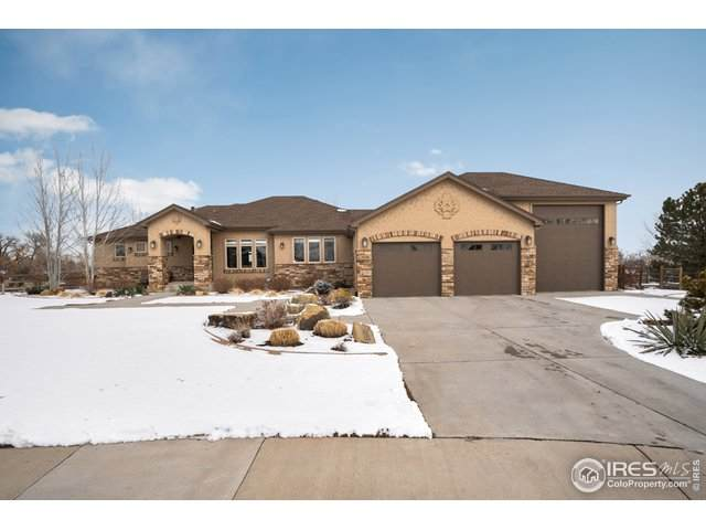 3526 Hearthfire Dr, Fort Collins, CO 80524 (MLS #932353) :: J2 Real Estate Group at Remax Alliance