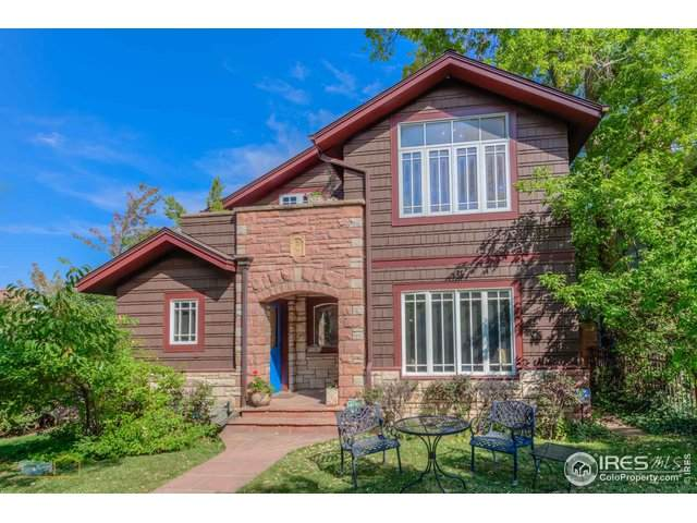 930 Grant Pl, Boulder, CO 80302 (#932355) :: The Griffith Home Team
