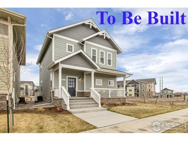 2151 Yearling Dr, Fort Collins, CO 80525 (MLS #932377) :: The Sam Biller Home Team