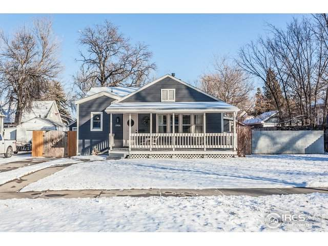 1906 12th Ave, Greeley, CO 80631 (MLS #932394) :: 8z Real Estate