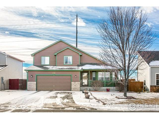 4304 W 31st St, Greeley, CO 80634 (MLS #932429) :: Downtown Real Estate Partners