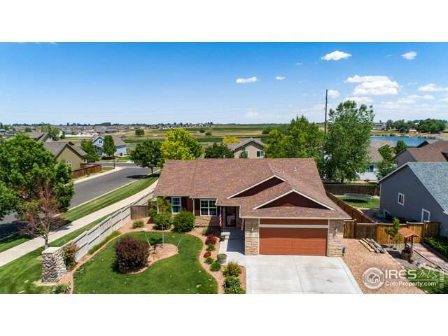 922 Cliffrose Way, Severance, CO 80550 (#932450) :: Mile High Luxury Real Estate