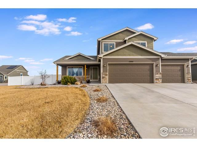 6886 Langland St, Wellington, CO 80549 (MLS #932457) :: Tracy's Team