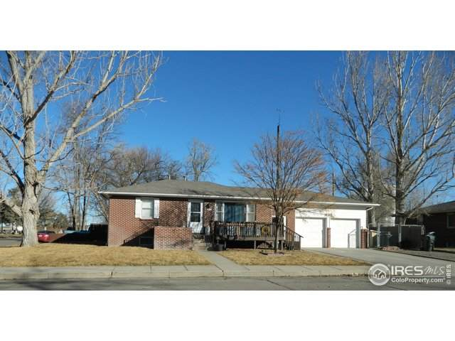 425 W 9th Ave, Fort Morgan, CO 80701 (MLS #932464) :: Downtown Real Estate Partners