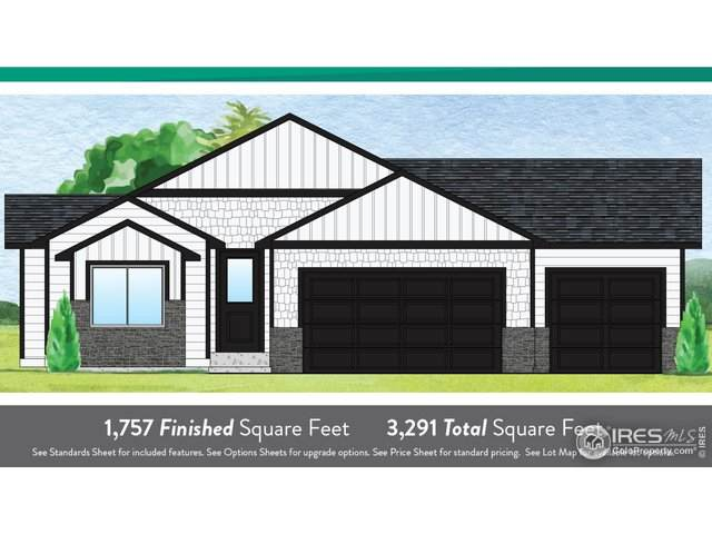 5014 Prairie Lark Ln, Severance, CO 80615 (#932486) :: My Home Team