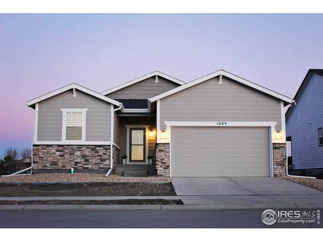 1689 Shoreview Pkwy, Severance, CO 80550 (#932487) :: Realty ONE Group Five Star