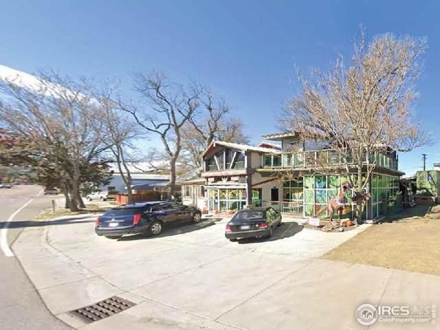 128 Mountain Ave, Berthoud, CO 80513 (MLS #932490) :: 8z Real Estate