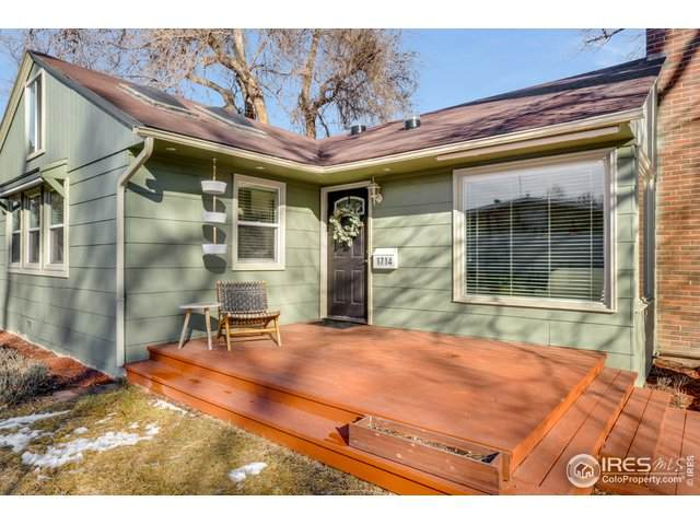 1714 Whedbee St, Fort Collins, CO 80525 (#932493) :: Hudson Stonegate Team