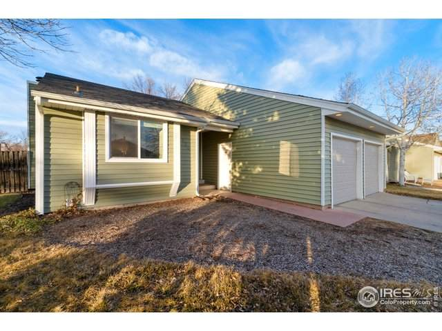 936 Bitterbrush Ln, Fort Collins, CO 80526 (MLS #932510) :: 8z Real Estate