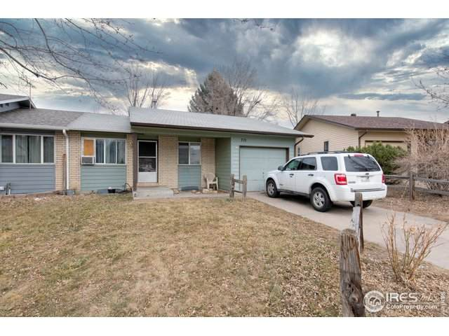 710 46th Ave Pl, Greeley, CO 80634 (MLS #932523) :: Tracy's Team
