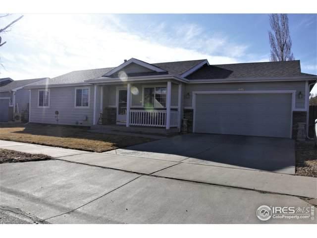 2045 Buckeye Ave, Greeley, CO 80631 (MLS #932524) :: 8z Real Estate