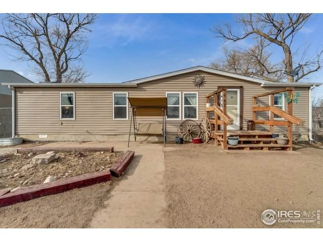 447 Logan Ave, Nunn, CO 80648 (MLS #932553) :: J2 Real Estate Group at Remax Alliance
