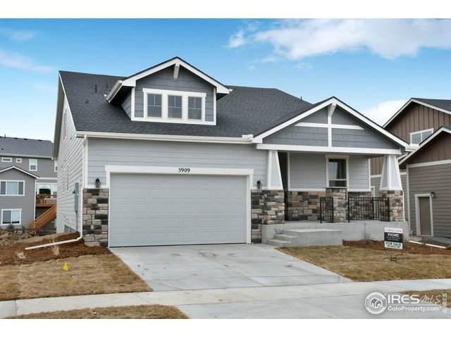 5909 Spindlebush Ln, Fort Collins, CO 80528 (MLS #932555) :: The Sam Biller Home Team