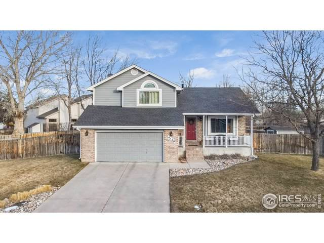 4126 Stoneridge Ct, Fort Collins, CO 80525 (MLS #932605) :: Downtown Real Estate Partners