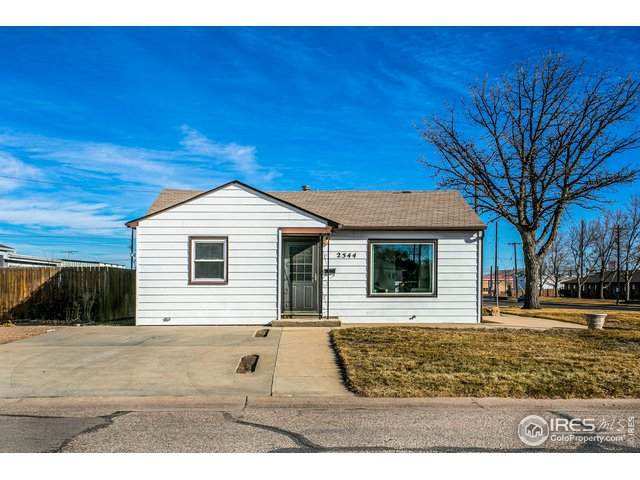 2544 9th Ave Ct, Greeley, CO 80631 (MLS #932629) :: Downtown Real Estate Partners