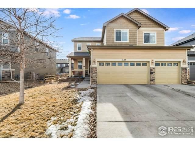 1647 Sorenson Dr, Windsor, CO 80550 (MLS #932637) :: Downtown Real Estate Partners
