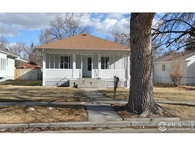 415 Custer St, Brush, CO 80723 (MLS #932639) :: J2 Real Estate Group at Remax Alliance