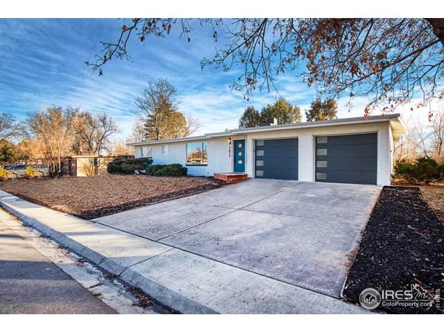 1817 Orchard Pl, Fort Collins, CO 80521 (MLS #932649) :: Tracy's Team